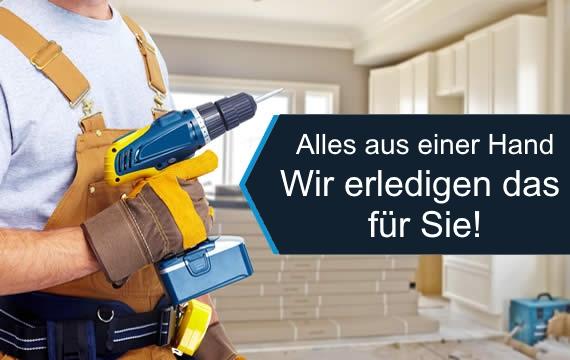 Allround Handwerker Heidelberg - Alles aus einer Hand